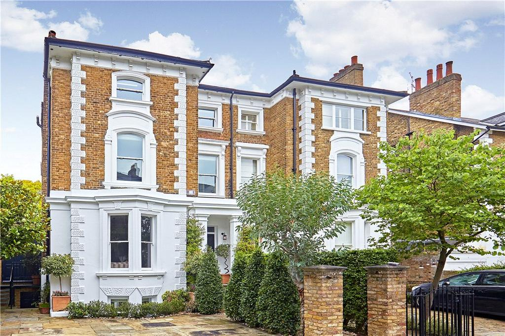 6 Bedrooms Semi Detached House for sale in Marlborough Road, Richmond, TW10
