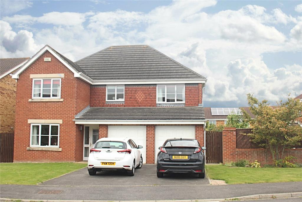 5 Bedrooms Detached House for sale in Pennal Grove, Ingleby Barwick