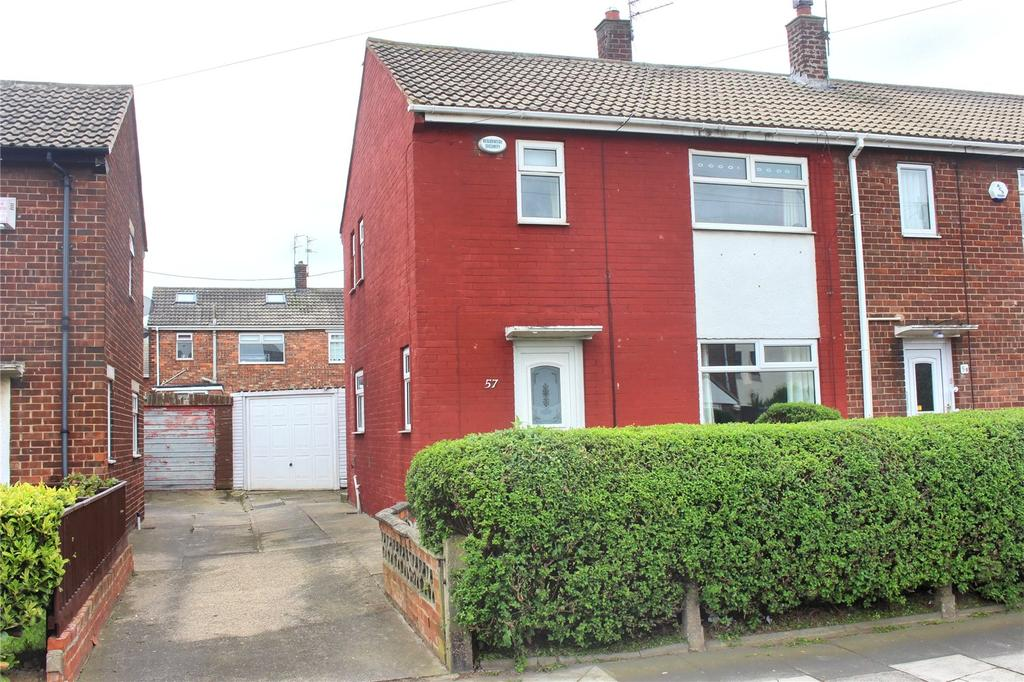 3 Bedrooms Semi Detached House for sale in Langdale Crescent, Grangetown