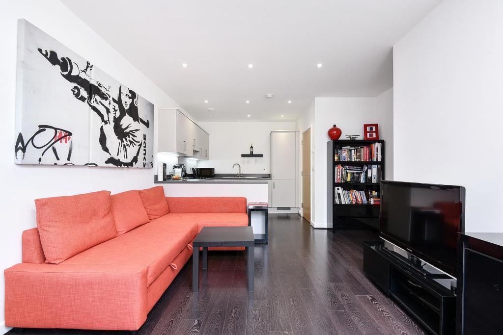 1 Bedroom Flat for sale in Boundaries Road, Balham