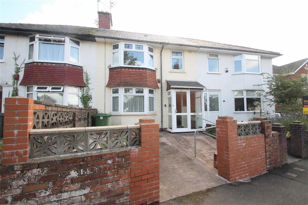 3 Bedrooms Terraced House for sale in Grove Place, Cardiff
