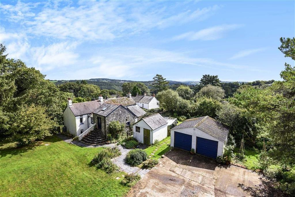 5 Bedrooms Detached House for sale in North Dimson, Gunnislake, Cornwall, PL18