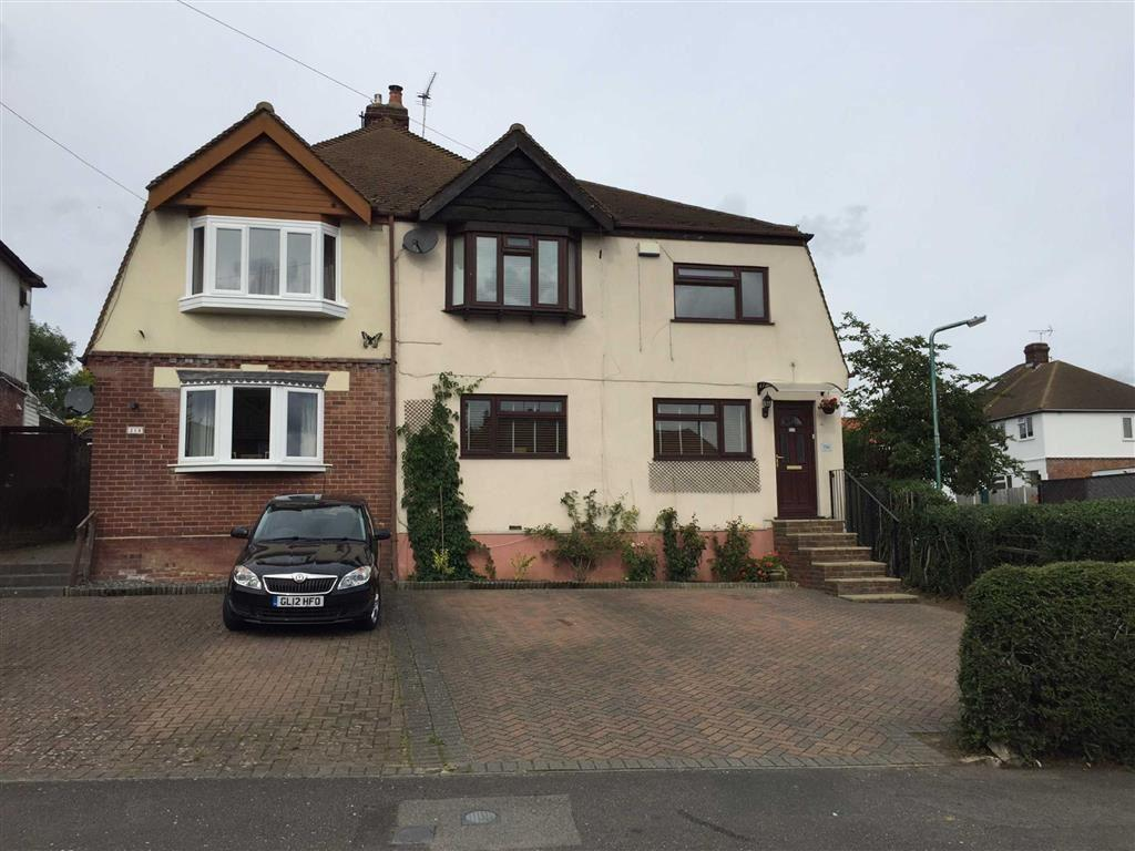 4 Bedrooms Semi Detached House for sale in Maidstone Road, Rainham, Kent, ME8
