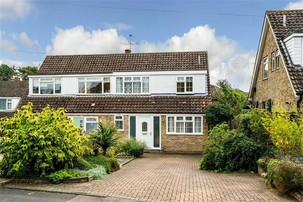 4 Bedrooms Semi Detached House for sale in Windmill Avenue, St Albans, Hertfordshire