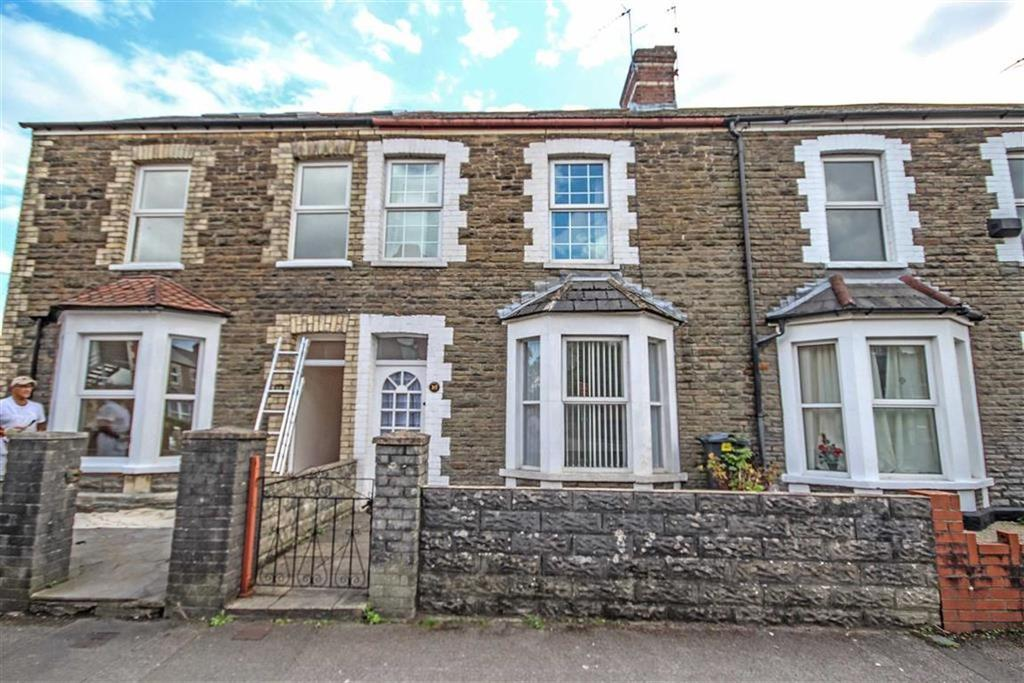3 Bedrooms Terraced House for sale in Glan-Y-Nant Terrace, Whitchurch, CARDIFF