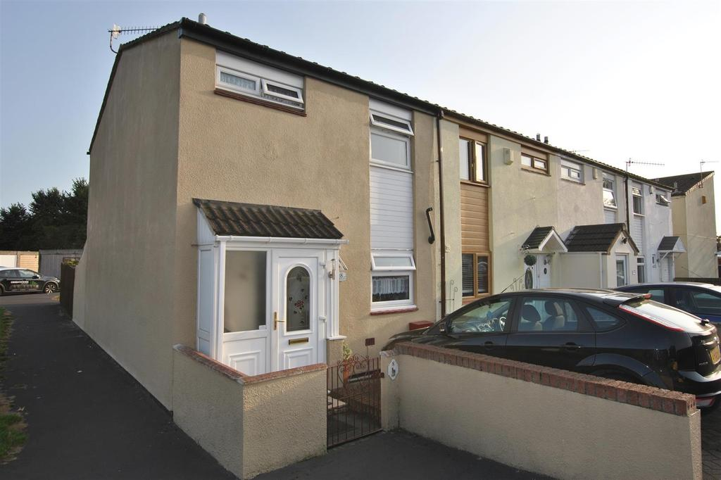3 Bedrooms End Of Terrace House for sale in Oatlands Avenue, Whitchurch, Bristol