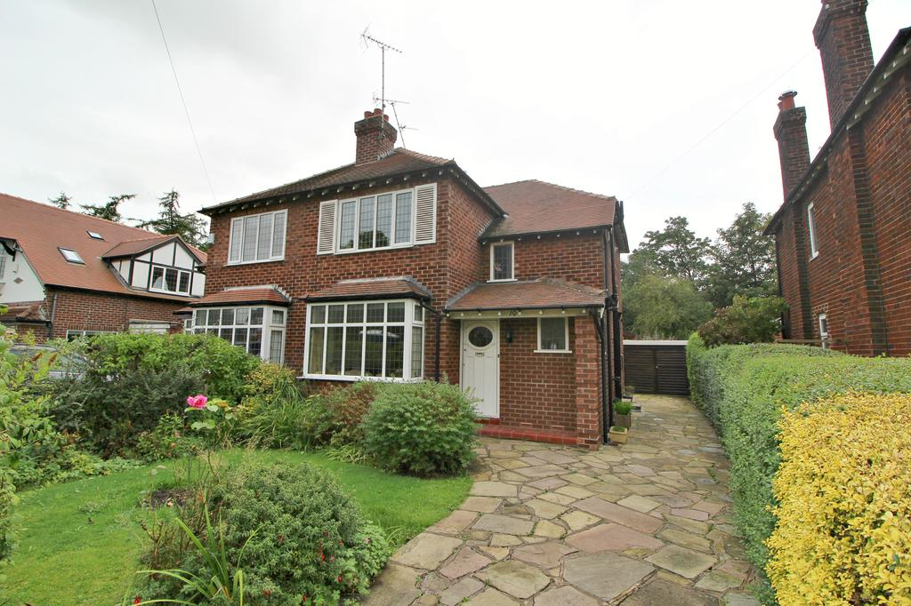 3 Bedrooms Semi Detached House for sale in POYNTON ( BROOKFIELD AVENUE )