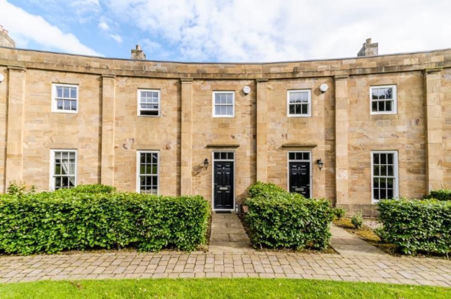 4 Bedrooms Terraced House for sale in THE GROVE, ROUNDHAY, LEEDS, LS8 2QQ
