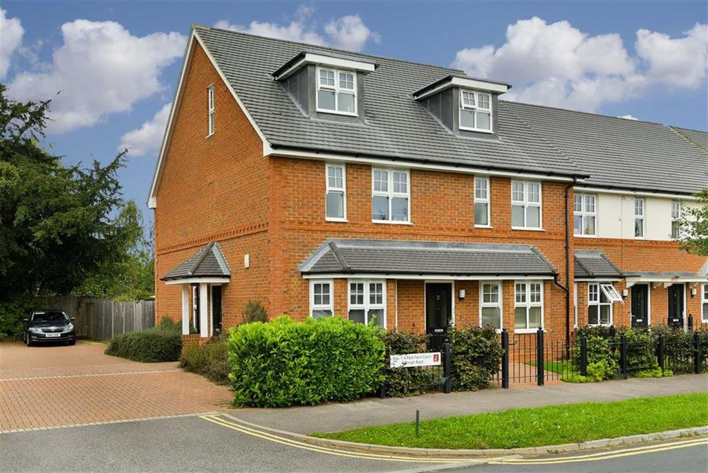 3 Bedrooms End Of Terrace House for sale in Park Farm Court, Epsom, Surrey