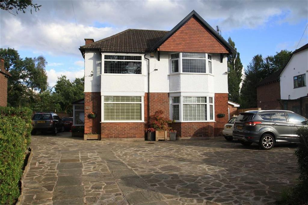 5 Bedrooms Detached House for sale in Lacey Green, Wilmslow