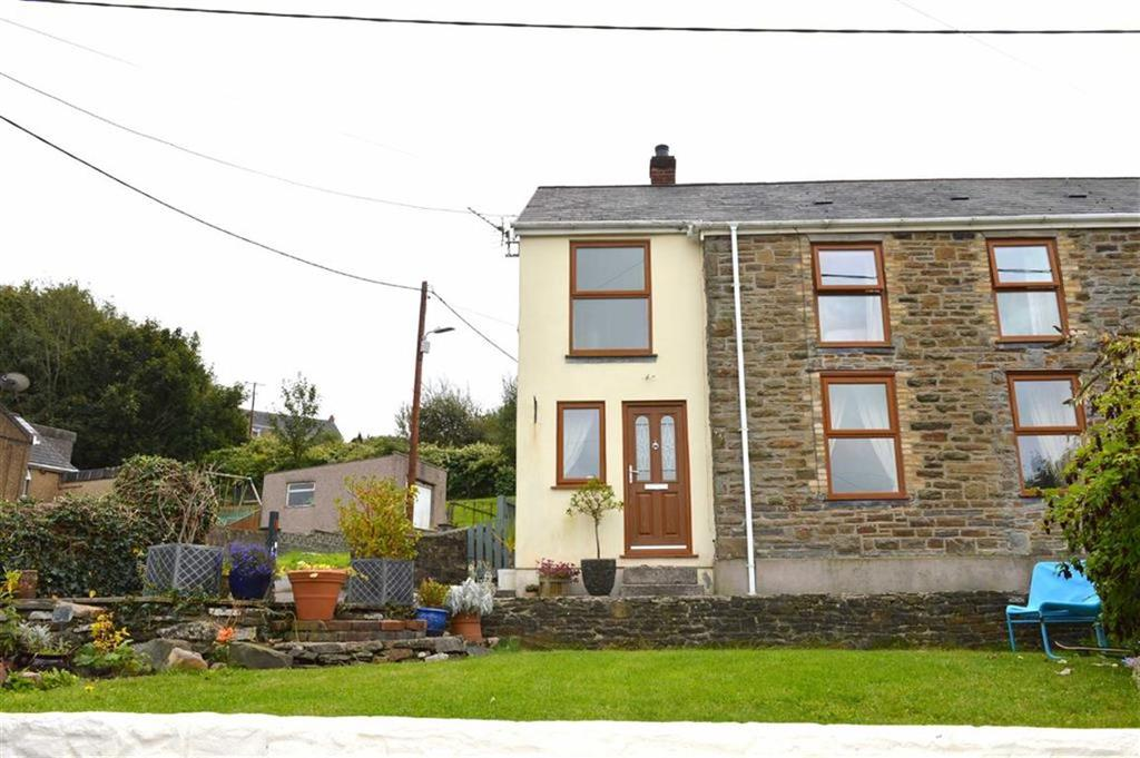 3 Bedrooms Semi Detached House for sale in Benson Terrace, Penclawdd, Swansea