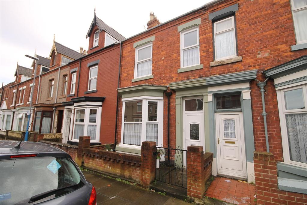 3 Bedrooms Terraced House for sale in Carlton Street, Hartlepool