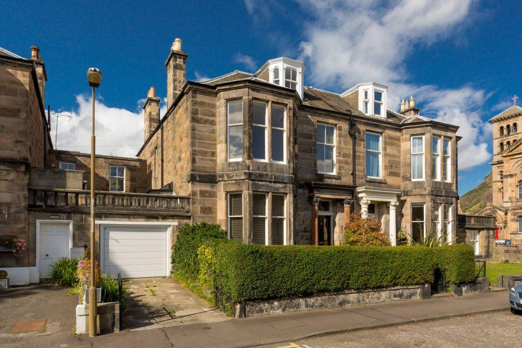 5 Bedrooms Semi Detached House for sale in 10 Spence Street, Newington, Edinburgh, EH16 5AG