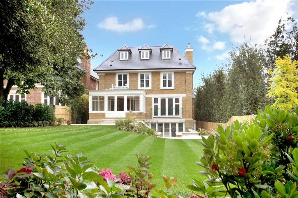 6 Bedrooms Detached House for sale in St. Georges Place, Esher, Surrey, KT10