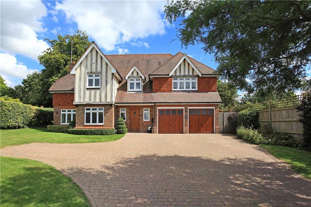 6 Bedrooms Detached House for sale in Childsbridge Lane, Kemsing, Sevenoaks, Kent, TN15
