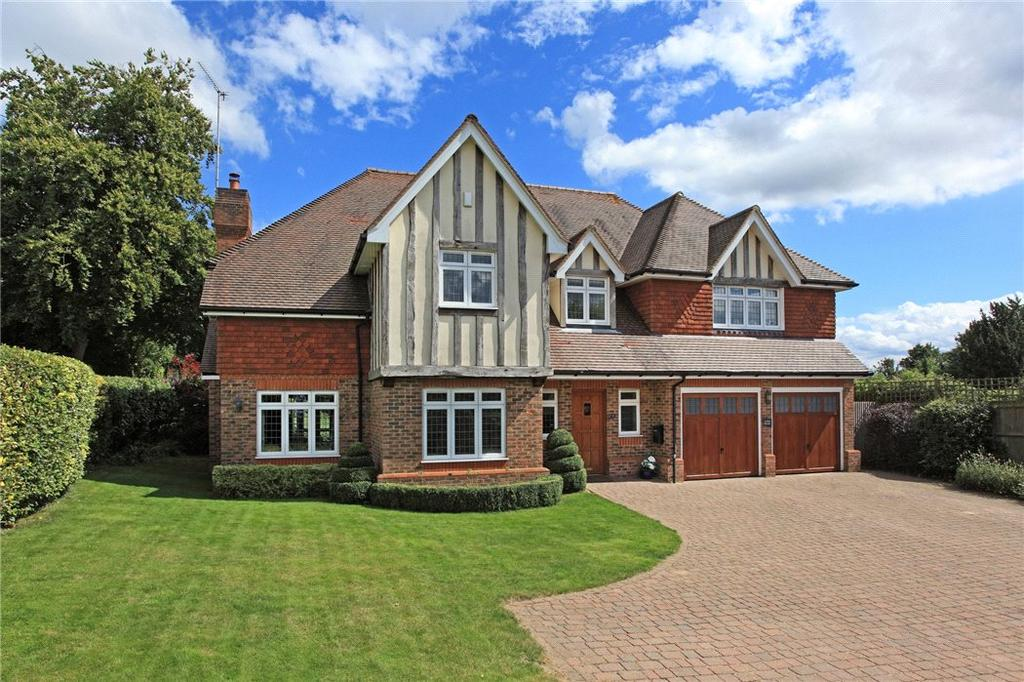 6 Bedrooms Detached House for sale in Childsbridge Lane, Kemsing, Sevenoaks, Kent, TN15
