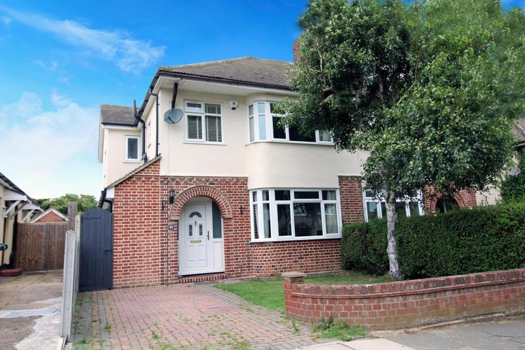 4 Bedrooms Semi Detached House for sale in Longfield Road, Chelmsford, Essex, CM2