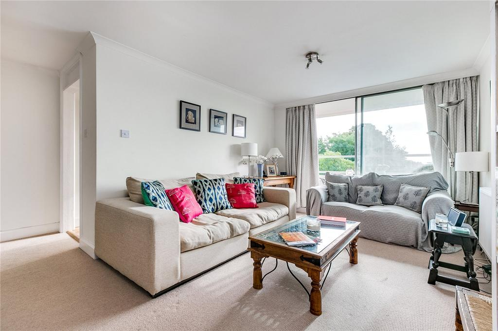 2 Bedrooms Flat for sale in Lorne Court, 51 Putney Hill, London