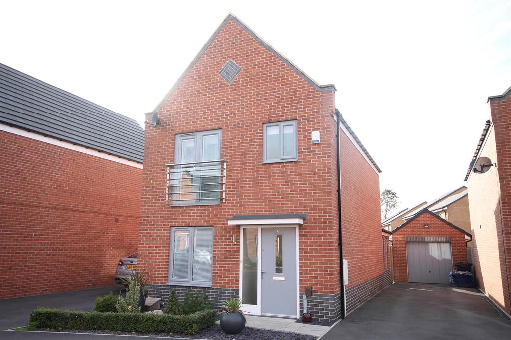 3 Bedrooms Detached House for sale in Paton Way, Darlington