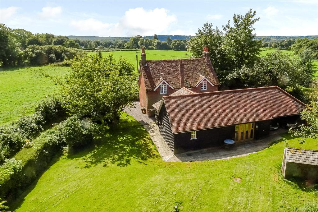 5 Bedrooms Detached House for sale in Well Lane, Swanmore, Hampshire