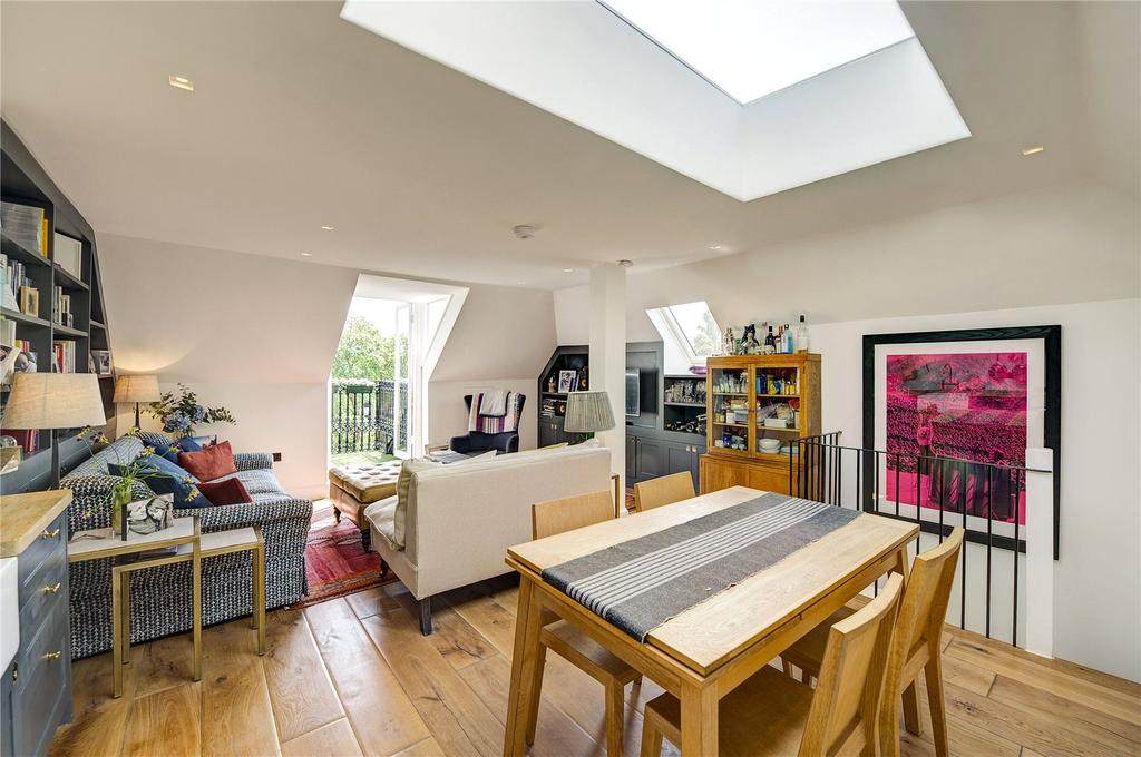 2 Bedrooms Flat for sale in Westbourne Park Villas, Notting Hill