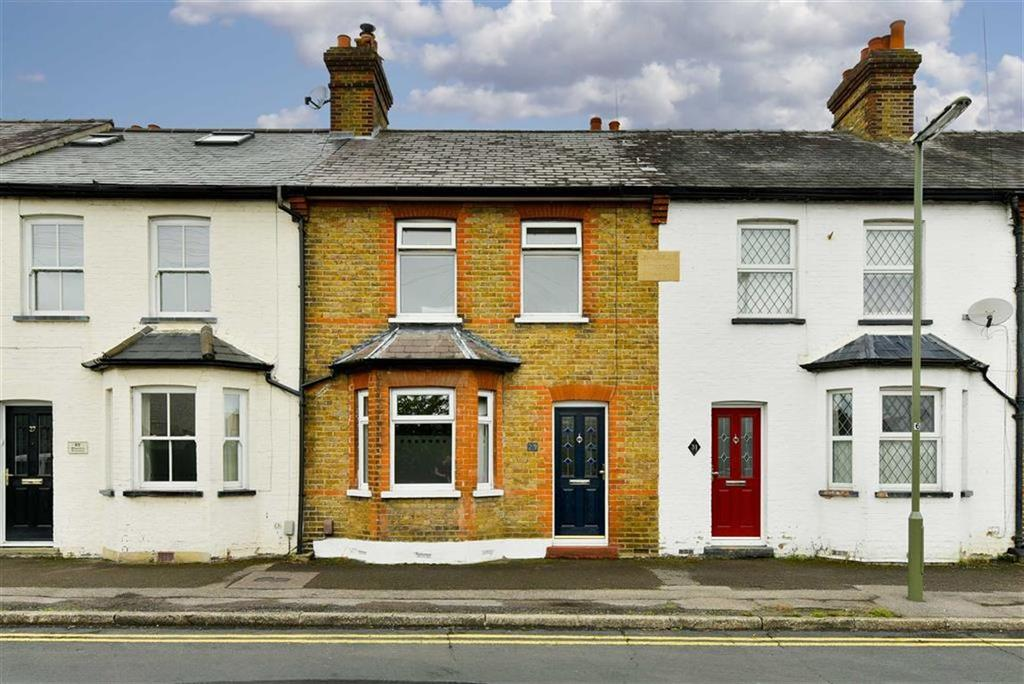 2 Bedrooms Terraced House for sale in Plough Road, West Ewell, Surrey