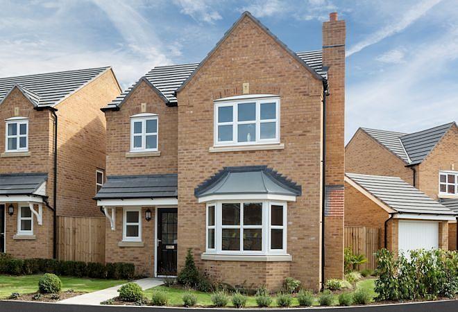 3 Bedrooms Detached House for sale in Chatsworth Grange, Hibbert Lane, Marple