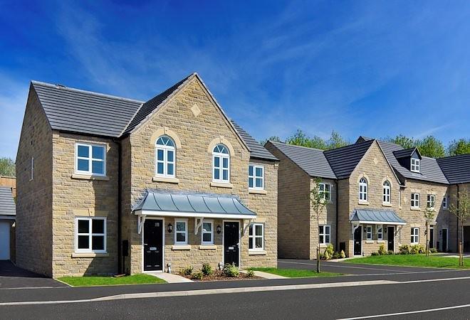 3 Bedrooms Semi Detached House for sale in Chatsworth Grange, Hibbert Lane, Marple