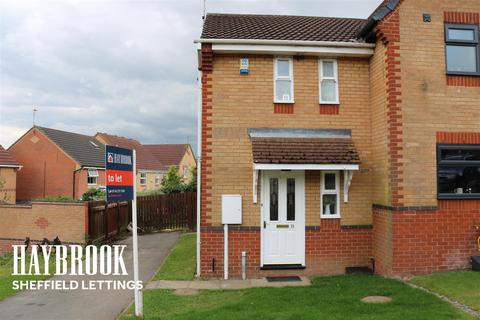 1 bedroom detached house to rent - 11 Middle Ox Close S20