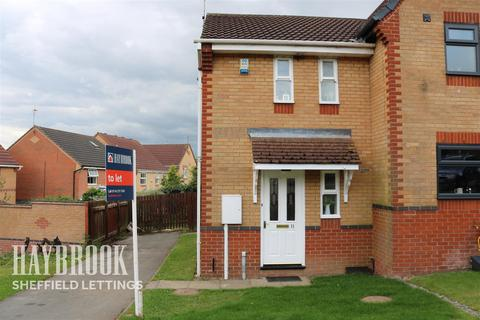 1 bedroom semi-detached house to rent - 11 Middle Ox Close S20