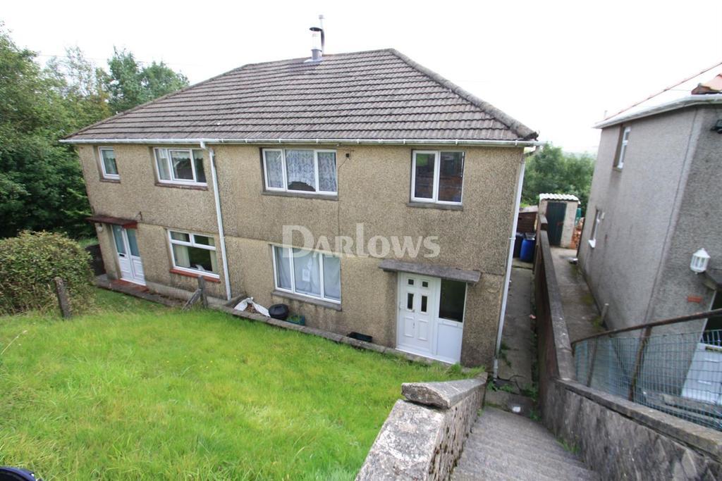 3 Bedrooms Semi Detached House for sale in Gainsborough Road, Cefn Golau, Tredegar, Blaenau G