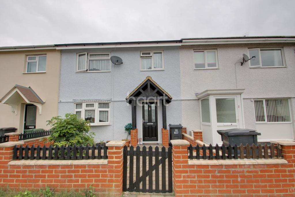 3 Bedrooms Terraced House for sale in Johnson Close, Braintree