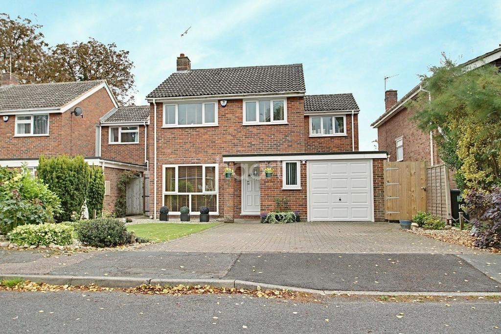 4 Bedrooms Detached House for sale in Lawrance Lea, Harston, Cambridgeshire