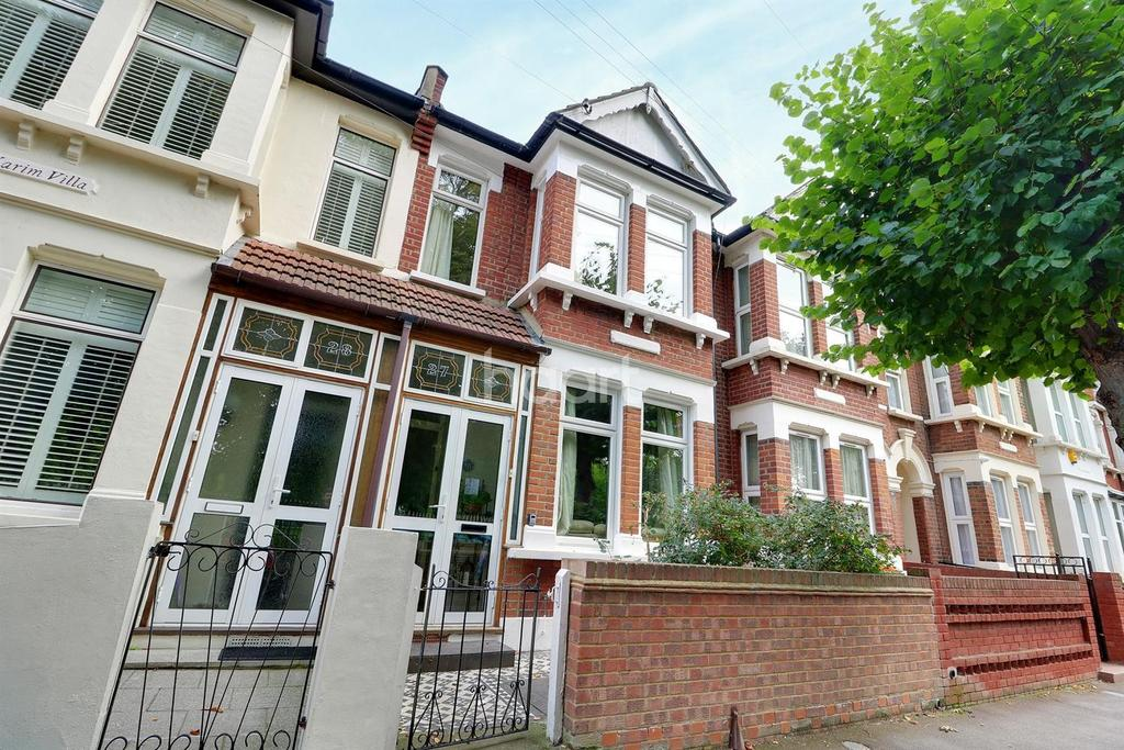 3 Bedrooms Terraced House for sale in Woodhouse Grove, Manor Park