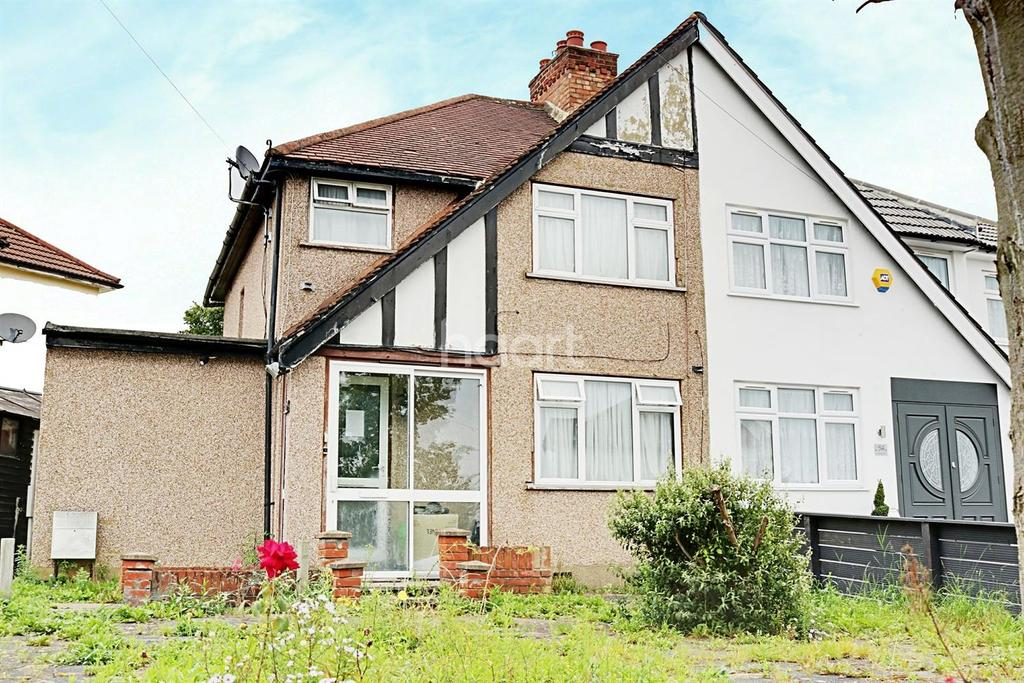 3 Bedrooms Semi Detached House for sale in Windsor Road, HA3