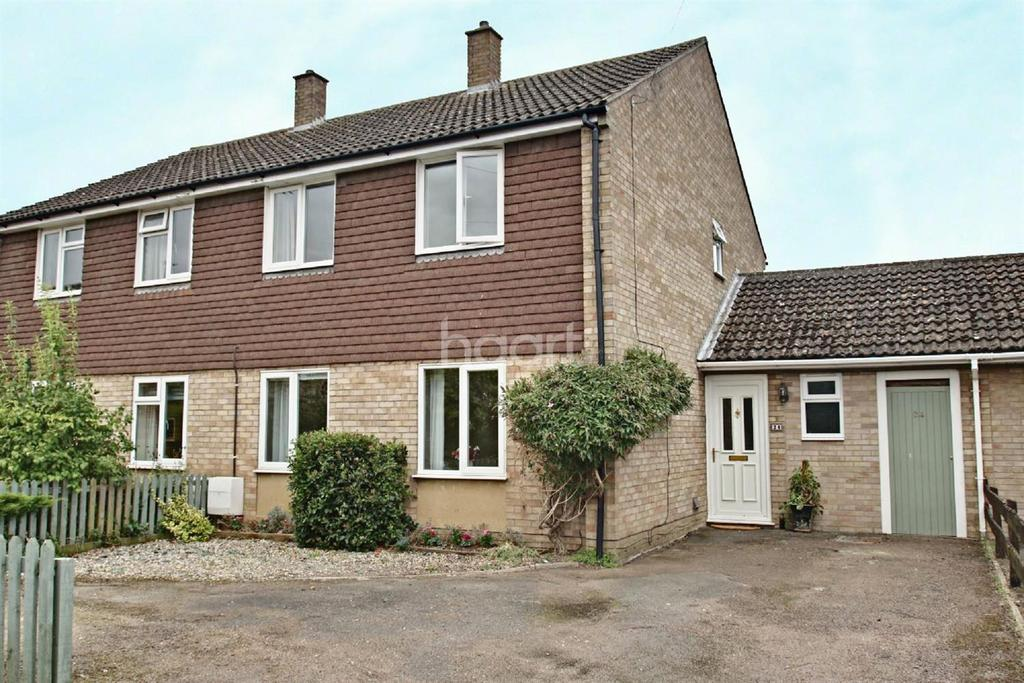 3 Bedrooms Semi Detached House for sale in Glover Street, Over