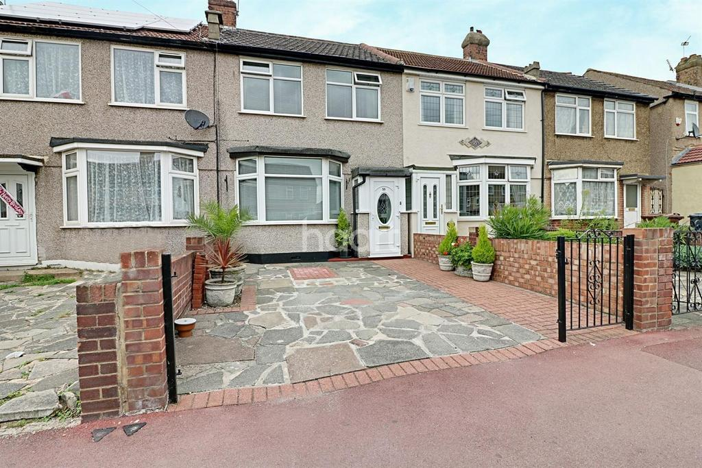 2 Bedrooms Terraced House for sale in Western Avenue