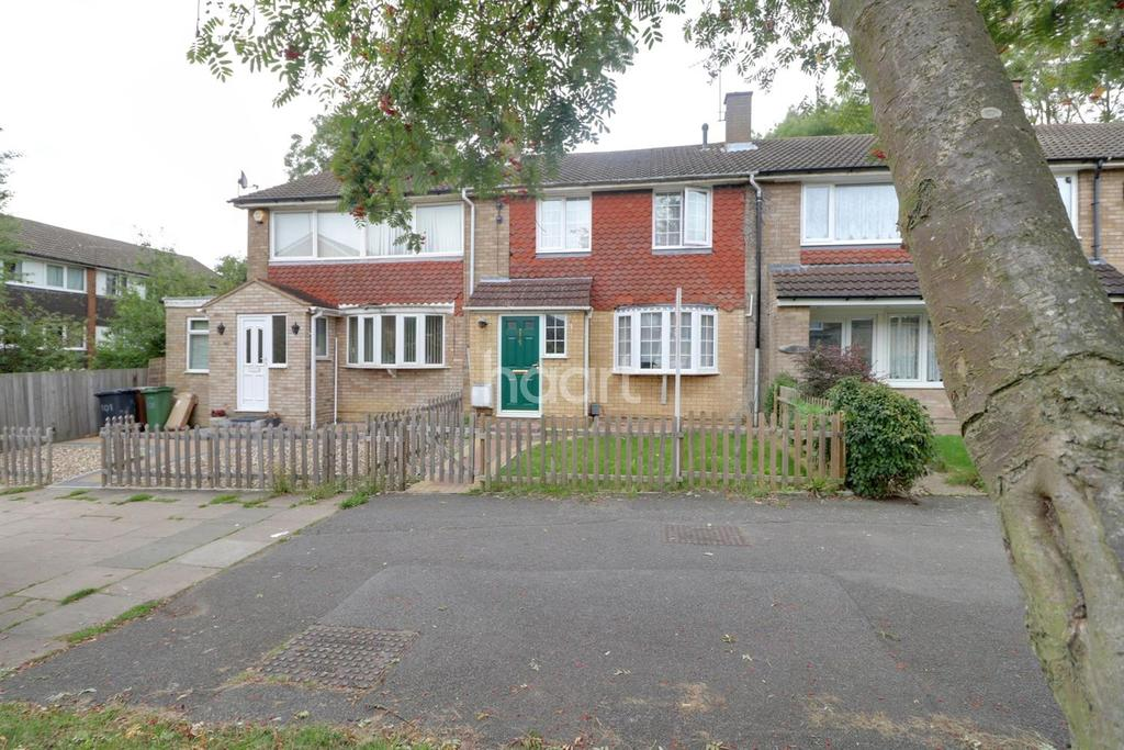3 Bedrooms Terraced House for sale in Swasedale Walk, LU3