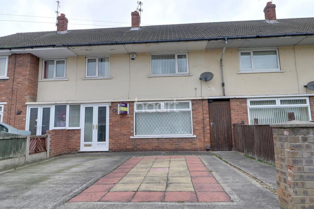 3 Bedrooms Terraced House for sale in Westminster Crescent, Intake, Doncaster