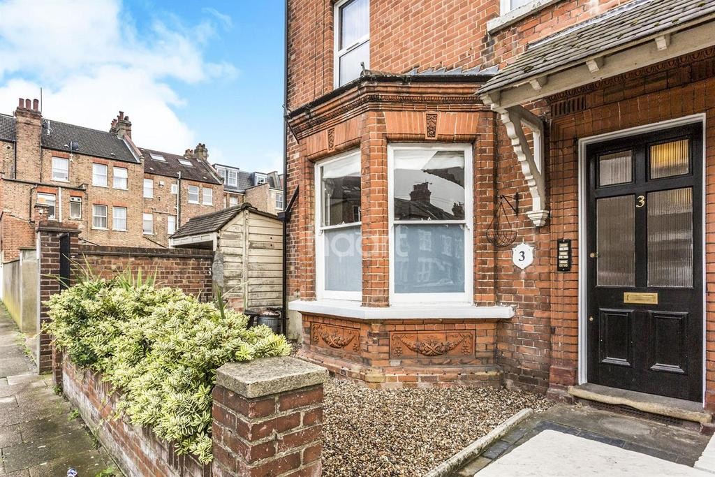 1 Bedroom Flat for sale in Stella Road, Tooting, SW17