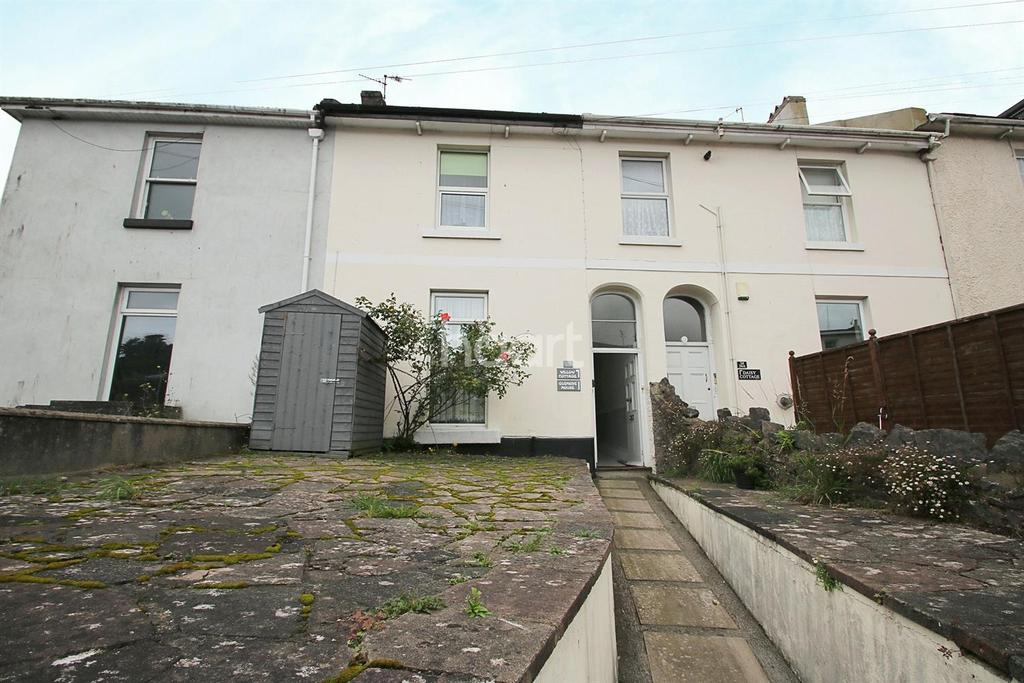 2 Bedrooms End Of Terrace House for sale in Abbey Road, Torquay