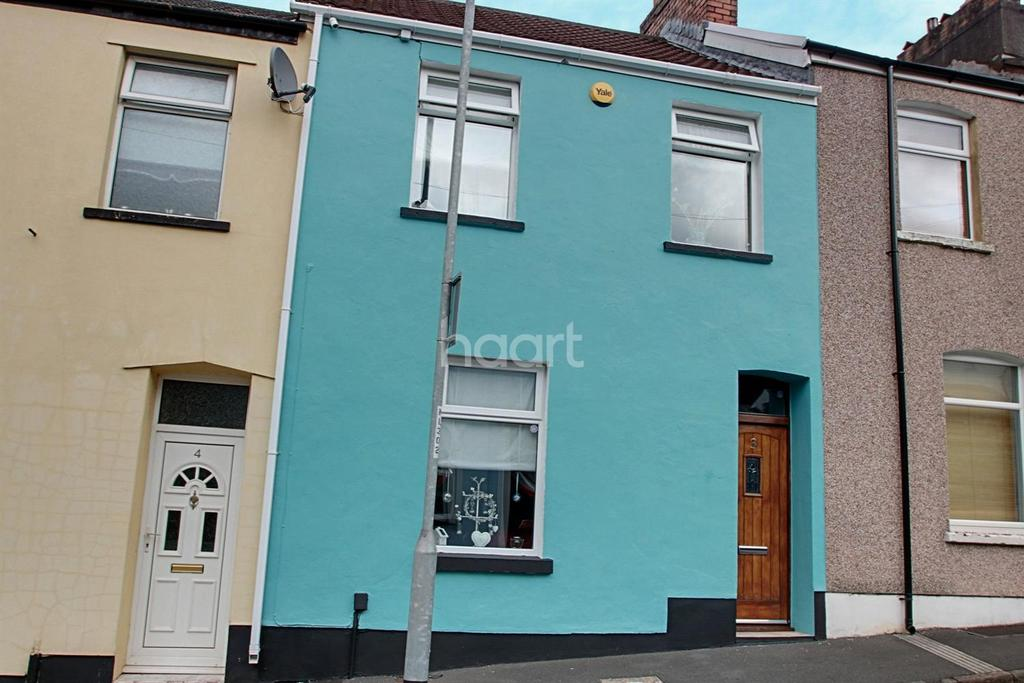 3 Bedrooms Terraced House for sale in Sidney Street, Newport, NP20