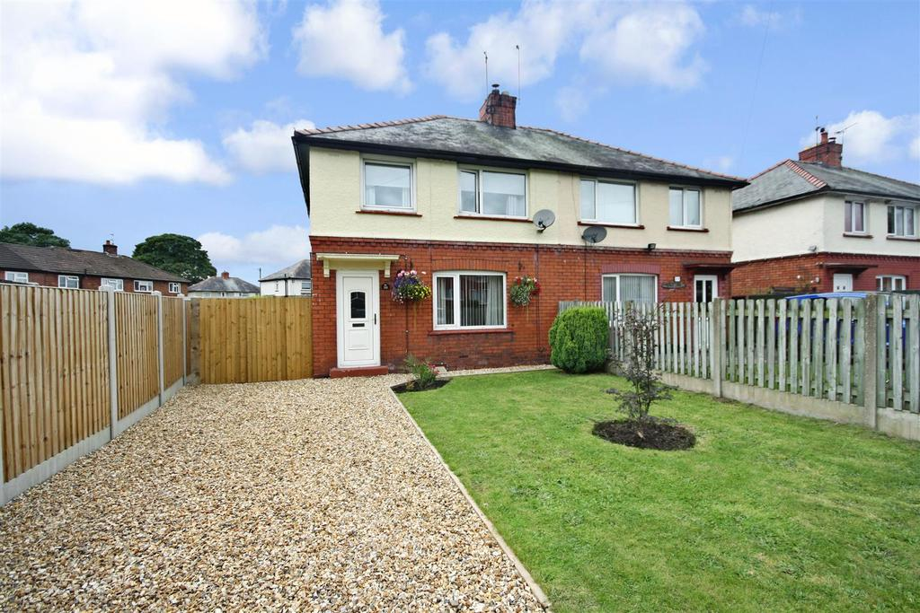 3 Bedrooms Semi Detached House for sale in New Ifton, St. Martins, Oswestry