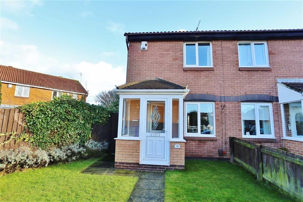 2 Bedrooms Semi Detached House for sale in Knightsbridge, Lakeside, Sunderland, SR3