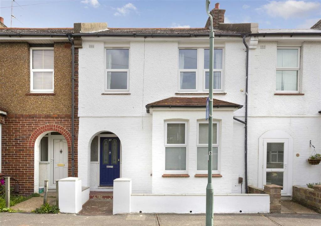 3 Bedrooms Terraced House for sale in Crown Road, Brighton