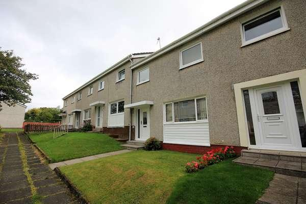 3 Bedrooms Terraced House for sale in 72 Glen Feshie, St. Leonards, East Kilbride, G74 2BH