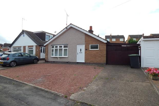 2 Bedrooms Detached Bungalow for sale in Harcourt Crescent, Nuthall, Nottingham, NG16