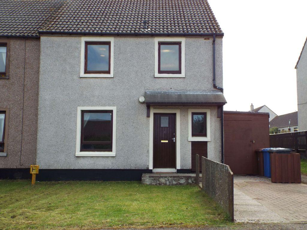 3 Bedrooms Semi Detached House for sale in 4 Albyn Court, Thurso