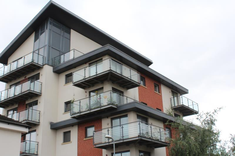 1 Bedroom Flat for sale in Penner Court, Airel Close, Newport