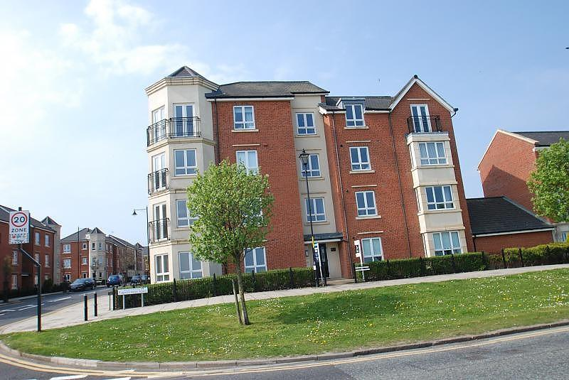 2 Bedrooms Flat for sale in Bents Park Road, South Shields